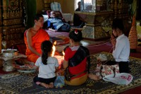Central laos